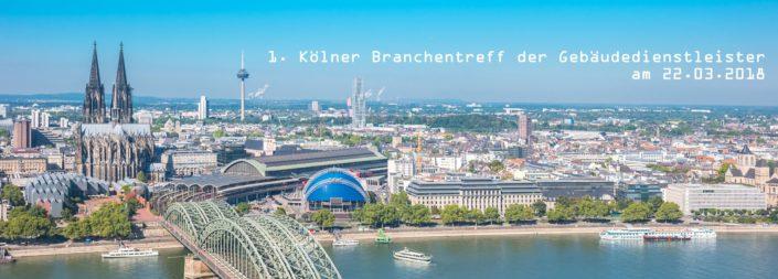 Branchentreff in Köln